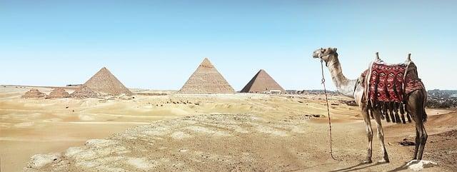 Imagen turística de Egipto